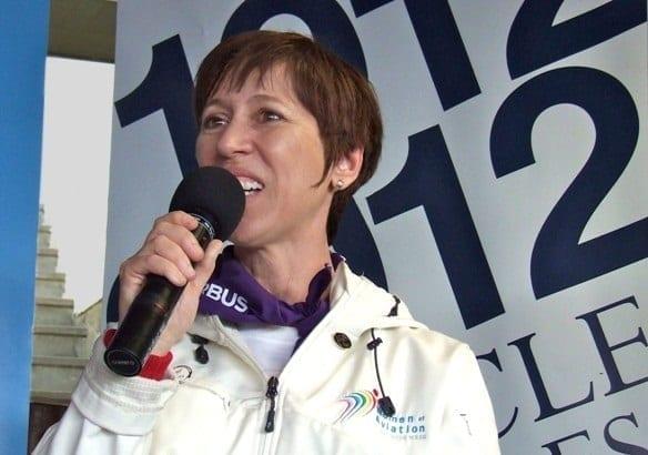 Women Unite Nations, Le Touquet 2012, Mireille Goyer