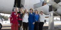Celebrating Female Aerobatic Pilots – Canada, 2014