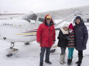 Fly It Forward® - Canada, 2015
