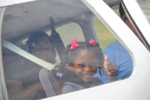 Mother & daughter get a Fly It Forward® flight together - USA, 2014