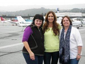 Pround Hispanic Women Of Aviation