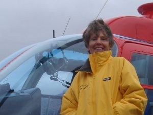 World-Record Female Helicopter Pilot to Help Remit the 2017 Fly It Forward® Awards