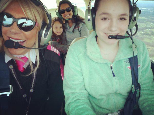 Fly It Forward Pink Epaulettes - MayCay