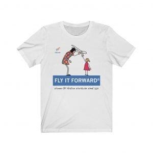 Fly It Forward Unisex Tshirt