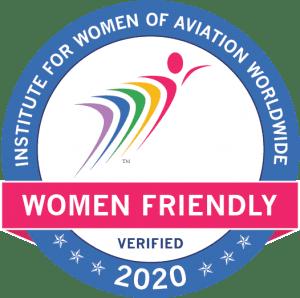 iWOAW Verified Women Friendly 2020