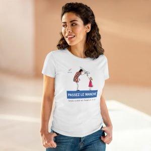 Fly It Forward Lady Tshirt