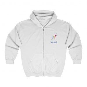 WOAW Logo Zip Hooded Sweatshirt (TR)