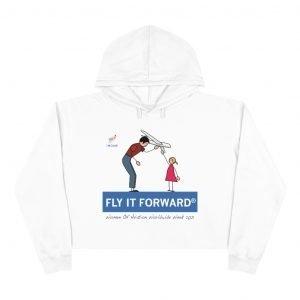 Fly It Forward - Man & Girl